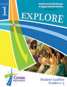 Explore Level 1 (Gr 1-3) Student Leaflet (OT2)
