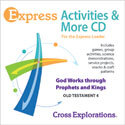 Express Activities & More CD (OT4)