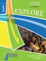 Explore Level 1 (Gr 1-3) Teacher Leaflet (NT1)