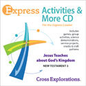 Express Activities & More CD (NT3)