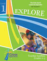 Explore Level 1 (Gr1-3) Teacher Leaflet (NT5)