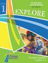 Explore Level 1 (Gr1-3) Teacher Leaflet (NT5)