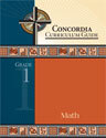 Concordia Curriculum Guide - Grade 1 Math