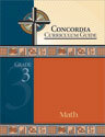 Concordia Curriculum Guide - Grade 3 Math