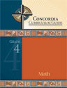 Concordia Curriculum Guide - Grade 4 Math