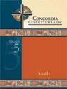 Concordia Curriculum Guide - Grade 5 Math