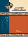 Concordia Curriculum Guide - Grade 6 Math