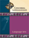 Concordia Curriculum Guide - Grade 7 Language Arts