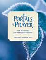 Portals of Prayer, large print, Jan-Mar edition