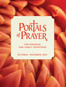 Portals of Prayer, large print, Oct-Dec edition