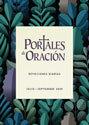 Portales de Oración, edición jul-sept (Portals of Prayer, Spanish, Jul-Sept edition)