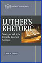 Luther's Rhetoric