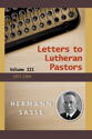 Letters to Lutheran Pastors - Volume 3
