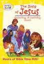 The Story of Jesus Coloring and Activity Book