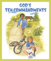God's Ten Commandments Big Book