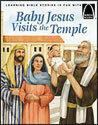 Baby Jesus Visits the Temple - Arch Books