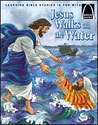 Jesus Walks on the Water - Arch Books