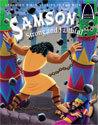 Samson Strong and Faithful - Arch Books