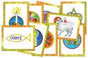 Christian Symbols Poster Set 3