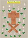 Names of Jesus Bulletin Board