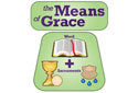 Means of Grace Bulletin Board