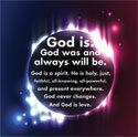God Is Bulletin Board