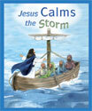 Jesus Calms the Storm Big Book