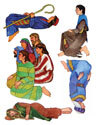 One in Christ Bible Story Figures