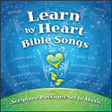 Learn By Heart Bible Songs CD