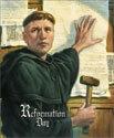 Premium Reformation Bulletin: Reformation Day