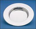 Silvertone Aluminum Bread Plate