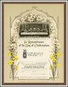 Vintage Confirmation Certificate #3
