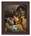 Birth of Jesus (Bladholm)