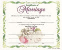 Marriage Certificate (Pkg of 12)
