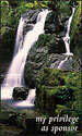 Sponsor Folder - Waterfall  (Pkg of 12)