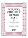 Our God, Our Help in Ages Past (Ore)