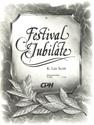 Festival Jubilate  (Instrumental Parts)