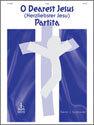 O Dearest Jesus Partita / Herzliebster Jesu