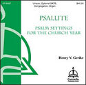 Psallite—Psalm Settings for the Church Year