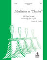 """Meditation on """"Thaxted"""": We Praise You and Acknowledge You, O God"""