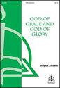 God of Grace and God of Glory (Schultz)