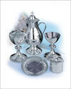 Traditional Silver Plate Chalice