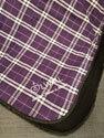 LWML Plaid Flannel Blanket