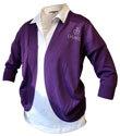 LWML Sparkle Wrap Sweater