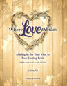 Where Love Abides - Workbook Only