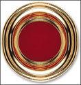 Brass Offering Plate