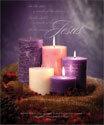 Premium Advent Bulletin: Jesus