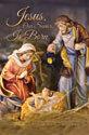 Standard Christmas Bulletin: Jesus, Our Savior, Is Born