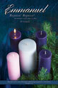 Standard Advent Bulletin: Emmanuel - Matt 1:23