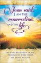 Standard Easter Bulletin: Jesus Said
